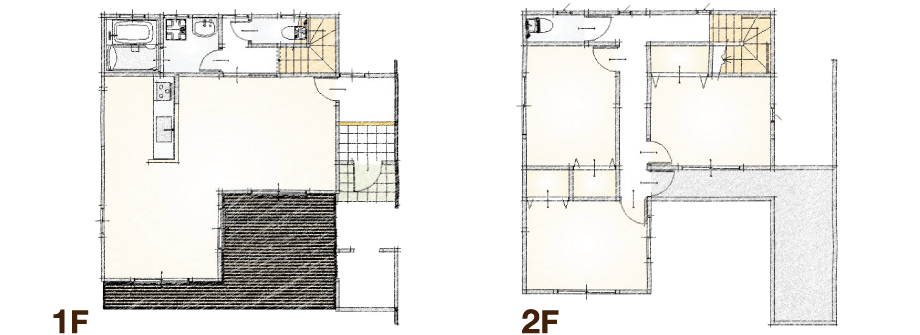 FOREST HOUSE(フォレストハウス) 参考プランの外観写真