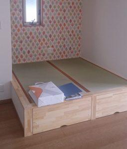 畳スペース収納